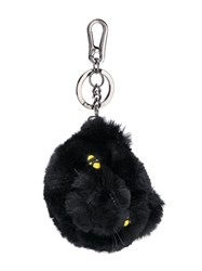 Karl Lagerfeld X Carine Panther Keychain 60
