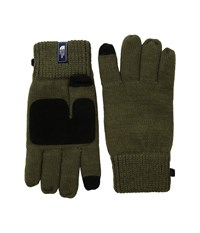 The North Face Salty Dog Etiptm Glove New Taupe Green Burnt Olive Marl Extreme Cold Weather Gloves