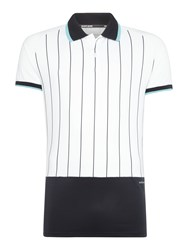 Bjorn Borg The R Short Sleeve Polo White