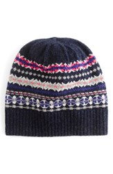 J.Crew Women's Fair Isle Merino Wool Hat