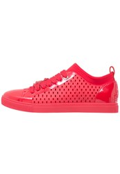 Vivienne Westwood Orb Trainers Signal Red Red