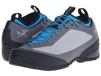 Arc'teryx Acrux Fl Stone Arc Big Surf Arc Men's Shoes Gray