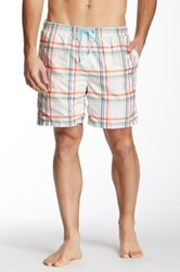 Tommy Bahama Naples Dock And Roll Reversible Swim Short Beige