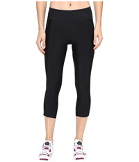 Pearl Izumi Escape Sugar Cycling 3 4 Tights Black Black Women's Clothing