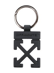 Off White Arrows Shaped Keyring 60