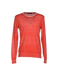 Karl Lagerfeld Sweaters Red