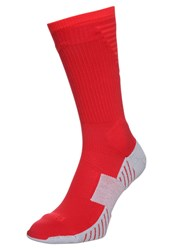 Nike Performance Stadium Crew Sports Socks Diablo Red Chlgrd