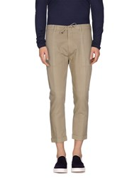 Berwich Trousers Casual Trousers Men Sand