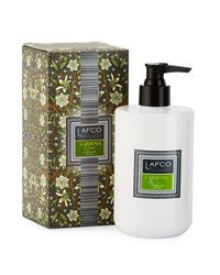 Lafco Inc. Hydrating Lotion Gardenia And Lime 11 Fl. Oz. 330 Ml