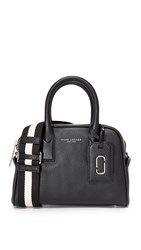 Marc Jacobs Gotham Small Bauletto Bag Black