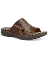 Born Born Men's Jared Cymbal Sandals Men's Shoes Tan