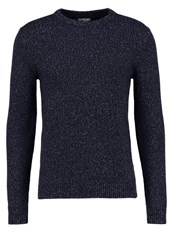 Reiss Andrew Jumper Navy Dark Blue