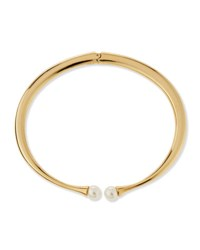 Chloe Darcey Pearly Tip Collar Necklace