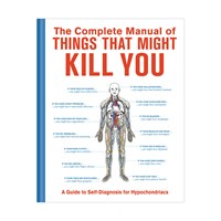 Knock Knock Manual Of Things That Might Kill You Book
