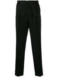 Tomorrowland Tapered Trousers Black
