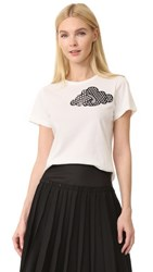 Marc Jacobs Classic Tee Ivory