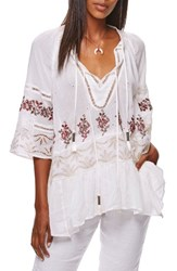 Free People Women's You're Mine Peasant Tunic