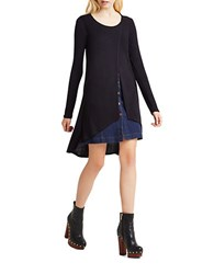 Bcbgeneration Draped Asymmetrical Hi Lo Cardigan
