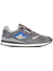 Karhu 'Synchron Classic' Trainers Men Suede Rubber 10.5 Grey