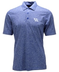 Antigua Men's Kentucky Wildcats Finish Polo Royalblue