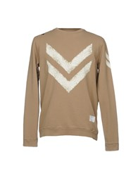 The Editor Topwear Sweatshirts Beige