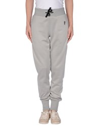 Wesc Trousers Casual Trousers Women Light Grey