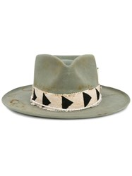 Nick Fouquet Little Cypress Hat Green