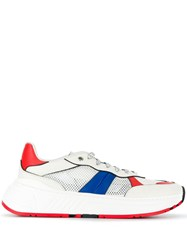 Bottega Veneta Speeds Sneakers White