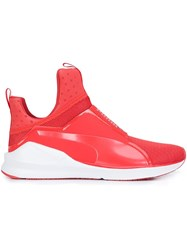Puma Extended Sole Textured Sneakers