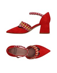 Gianna Meliani Pumps Red
