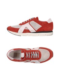 O.X.S. Footwear Low Tops And Trainers Men Red