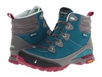 Ahnu Sugarpine Boot Deep Teal Women's Hiking Boots Green