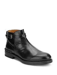 Valentino Leather Ankle Boots Al Campion