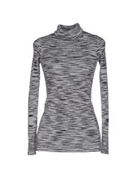 Manoush Knitwear Turtlenecks Women Grey