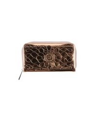 George Gina And Lucy Wallets Copper