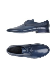 Wexford Lace Up Shoes Blue