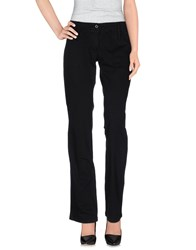 Armani Jeans Trousers Casual Trousers Women Black