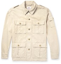 Cotton-corduroy Jacket - YellowBattenwear Site Officiel f7F45Bype