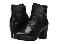 Spring Step Tehoto Black Women's Lace Up Boots