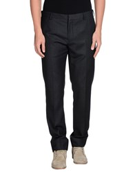 Christian Dior Dior Homme Trousers Casual Trousers Men Steel Grey