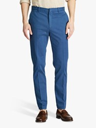 Ralph Lauren Polo Stretch Chino Trousers Slate Blue