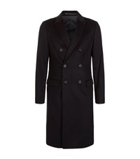 Allsaints Clissold Coat Male Midnight