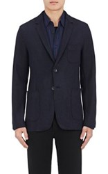 Rag And Bone Men's Woodall Wool Blend Blazer Navy