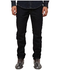 Vivienne Westwood Anglomania Low Crotch Jeans In Blue Denim