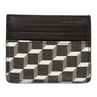 Pierre Hardy Black And White Cube Card Holder