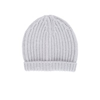 Barneys New York Cashmere Beanie Cream