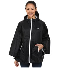 The North Face Mindfully Designed Poncho Tnf Black Women's Coat