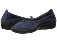 Arcopedico L14 Azul Women's Flat Shoes Blue