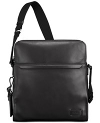 Tumi Men's Stratton Crossbody Bag Black