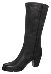 S.Oliver Boots Black Anthracite